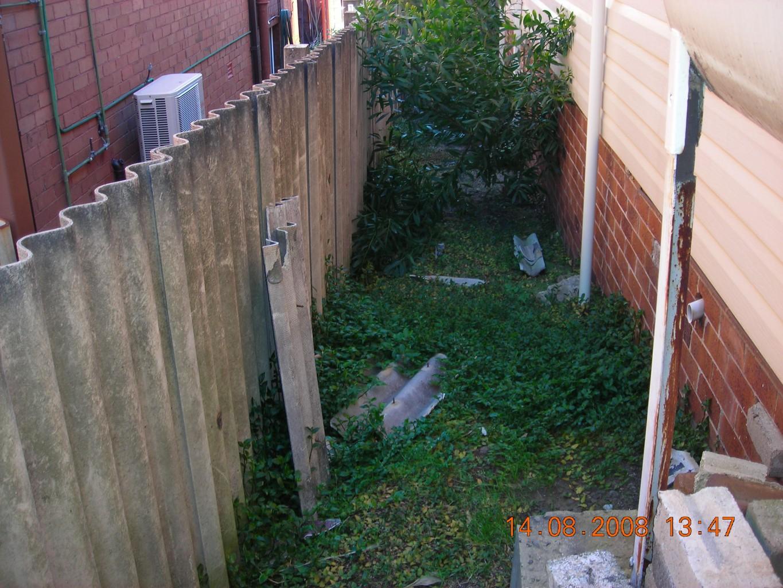 Asbestos Fence - Non Friable Fibro